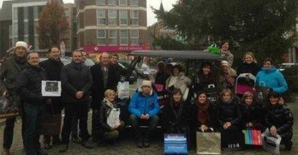Citycars : gratis shuttle tijdens de kerstshopping